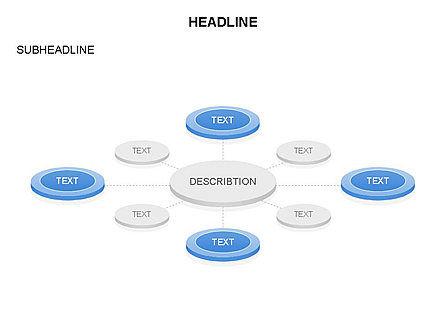 Org Chart and Process Toolbox, Slide 28, 03373, Organizational Charts — PoweredTemplate.com
