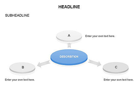 Org Chart and Process Toolbox, Slide 5, 03373, Organizational Charts — PoweredTemplate.com
