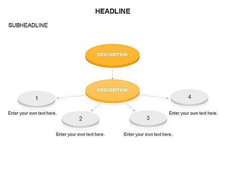 Org Chart and Process Toolbox, Slide 8, 03373, Organizational Charts — PoweredTemplate.com