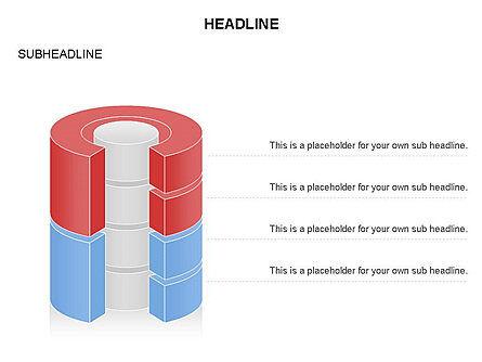 Cylinder Cross Section Toolbox, Slide 16, 03374, Shapes — PoweredTemplate.com