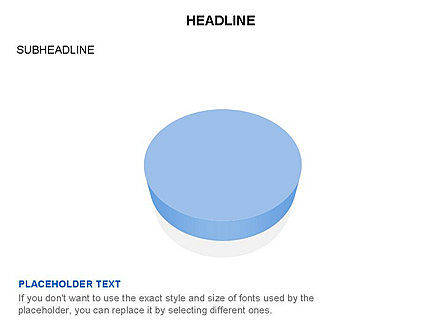 Pie Charts: Pie Diagram Toolbox #03380