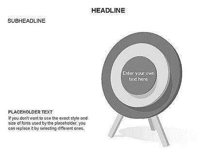Dart Toolbox, Slide 18, 03384, Shapes — PoweredTemplate.com