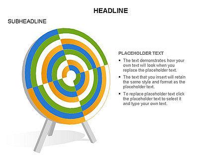 Dart Toolbox, Slide 22, 03384, Shapes — PoweredTemplate.com