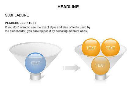 Funnel Sorting Toolbox, Slide 10, 03386, Business Models — PoweredTemplate.com