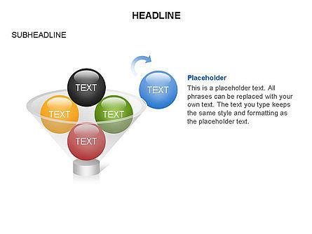 Funnel Sorting Toolbox, Slide 11, 03386, Business Models — PoweredTemplate.com