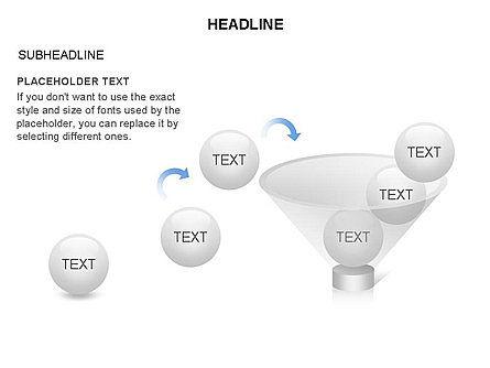 Funnel Sorting Toolbox, Slide 12, 03386, Business Models — PoweredTemplate.com