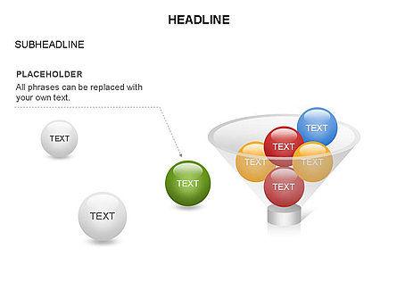 Funnel Sorting Toolbox, Slide 14, 03386, Business Models — PoweredTemplate.com