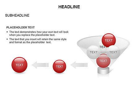 Funnel Sorting Toolbox, Slide 15, 03386, Business Models — PoweredTemplate.com