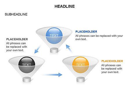 Funnel Sorting Toolbox, Slide 6, 03386, Business Models — PoweredTemplate.com