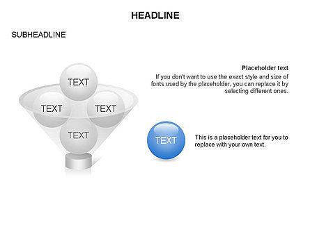 Funnel Sorting Toolbox, Slide 9, 03386, Business Models — PoweredTemplate.com