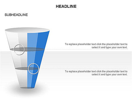 Funnel Diagram Toolbox, Slide 23, 03387, Business Models — PoweredTemplate.com
