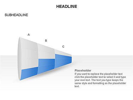Funnel Diagram Toolbox, Slide 30, 03387, Business Models — PoweredTemplate.com