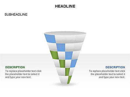 Funnel Diagram Toolbox, Slide 31, 03387, Business Models — PoweredTemplate.com