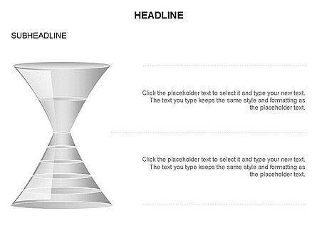 Funnel Diagram Toolbox, Slide 35, 03387, Business Models — PoweredTemplate.com