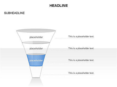 Funnel Diagram Toolbox, Slide 37, 03387, Business Models — PoweredTemplate.com