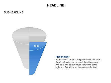Funnel Diagram Toolbox, Slide 39, 03387, Business Models — PoweredTemplate.com