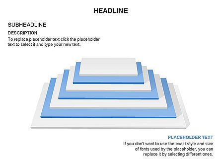 Rectangular Stage Pyramid Toolbox, Slide 10, 03400, Stage Diagrams — PoweredTemplate.com
