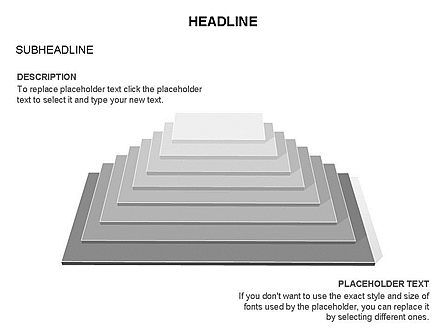 Rectangular Stage Pyramid Toolbox, Slide 11, 03400, Stage Diagrams — PoweredTemplate.com