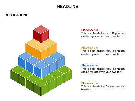 Honeycomb Cubes Toolbox, Slide 32, 03402, Shapes — PoweredTemplate.com