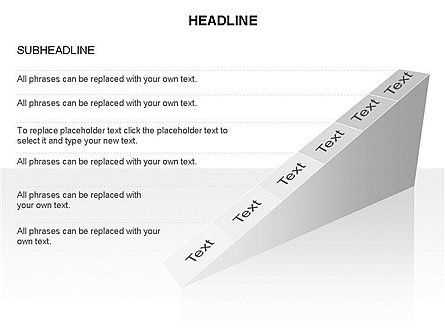 Ramp Chart Toolbox, Slide 31, 03404, Stage Diagrams — PoweredTemplate.com