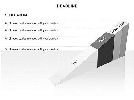 Ramp Chart Toolbox, Slide 41, 03404, Stage Diagrams — PoweredTemplate.com