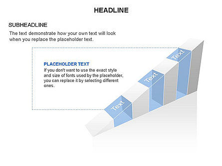 Ramp Chart Toolbox, Slide 42, 03404, Stage Diagrams — PoweredTemplate.com