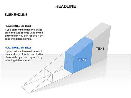 Ramp Chart Toolbox, Slide 45, 03404, Stage Diagrams — PoweredTemplate.com