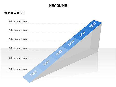 Ramp Chart Toolbox, Slide 48, 03404, Stage Diagrams — PoweredTemplate.com