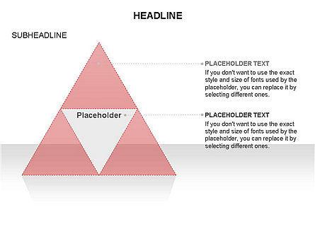 Pyramids and Triangles Toolbox, Slide 11, 03405, Shapes — PoweredTemplate.com