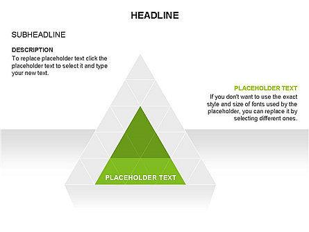 Pyramids and Triangles Toolbox, Slide 19, 03405, Shapes — PoweredTemplate.com