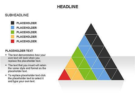 Pyramids and Triangles Toolbox, Slide 24, 03405, Shapes — PoweredTemplate.com