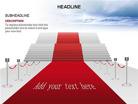 Shapes: Red Carpet Toolbox #03406