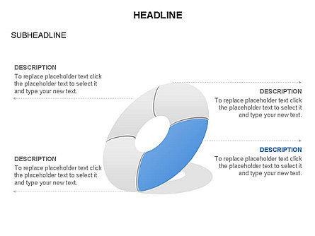 Donut Diagram Toolbox Slide 4