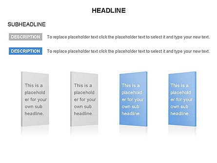 Colorful Text Boxes Toolbox, Slide 3, 03422, Text Boxes — PoweredTemplate.com