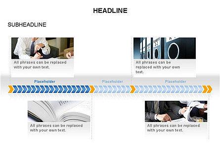Timelines Toolbox, Slide 15, 03423, Timelines & Calendars — PoweredTemplate.com