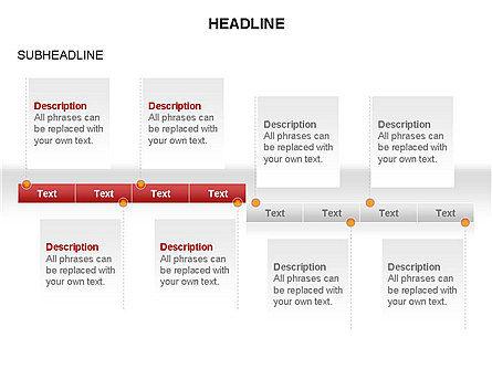 Timelines Toolbox, Slide 16, 03423, Timelines & Calendars — PoweredTemplate.com