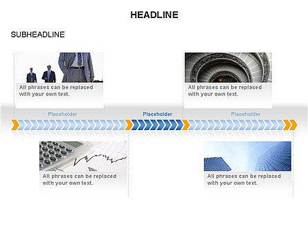 Timelines Toolbox, Slide 17, 03423, Timelines & Calendars — PoweredTemplate.com