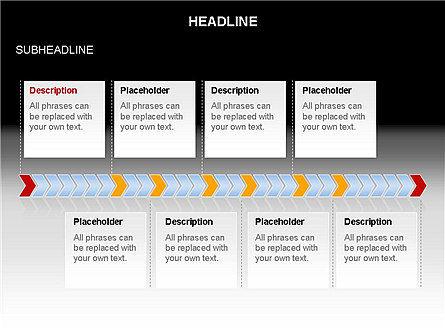 Timelines Toolbox, Slide 18, 03423, Timelines & Calendars — PoweredTemplate.com