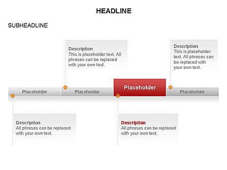 Timelines Toolbox, Slide 27, 03423, Timelines & Calendars — PoweredTemplate.com