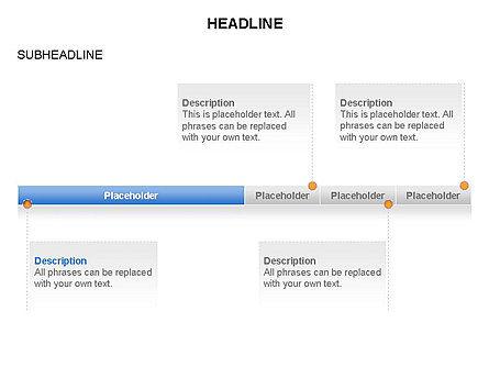 Timelines Toolbox, Slide 28, 03423, Timelines & Calendars — PoweredTemplate.com