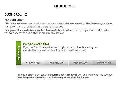 Timelines Toolbox, Slide 32, 03423, Timelines & Calendars — PoweredTemplate.com