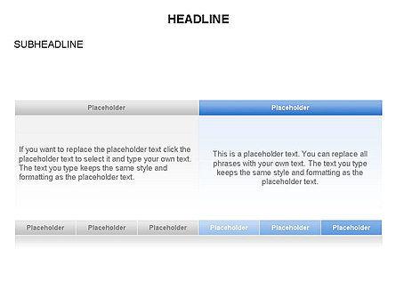 Timelines Toolbox, Slide 35, 03423, Timelines & Calendars — PoweredTemplate.com