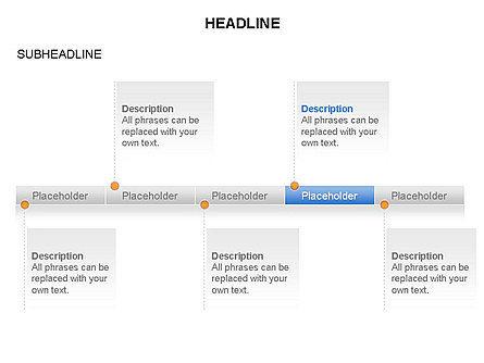Timelines Toolbox, Slide 5, 03423, Timelines & Calendars — PoweredTemplate.com