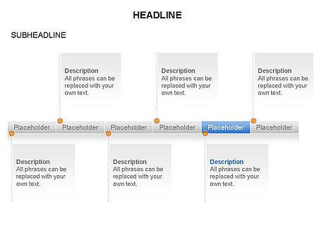 Timelines Toolbox, Slide 6, 03423, Timelines & Calendars — PoweredTemplate.com