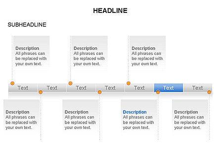 Timelines Toolbox, Slide 7, 03423, Timelines & Calendars — PoweredTemplate.com