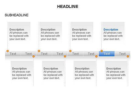 Timelines Toolbox, Slide 8, 03423, Timelines & Calendars — PoweredTemplate.com