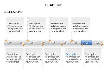 Timelines Toolbox, Slide 9, 03423, Timelines & Calendars — PoweredTemplate.com