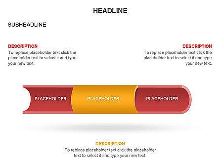 Hollow Cylinder Timeline Toolbox, Slide 24, 03424, Timelines & Calendars — PoweredTemplate.com