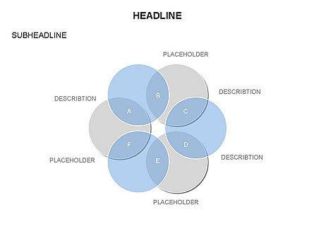 Venn Diagram Toolbox, Slide 10, 03428, Business Models — PoweredTemplate.com