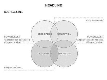 Venn Diagram Toolbox, Slide 13, 03428, Business Models — PoweredTemplate.com